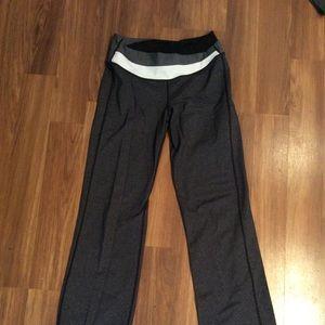 Lulu Lemon gray Yoga Pants